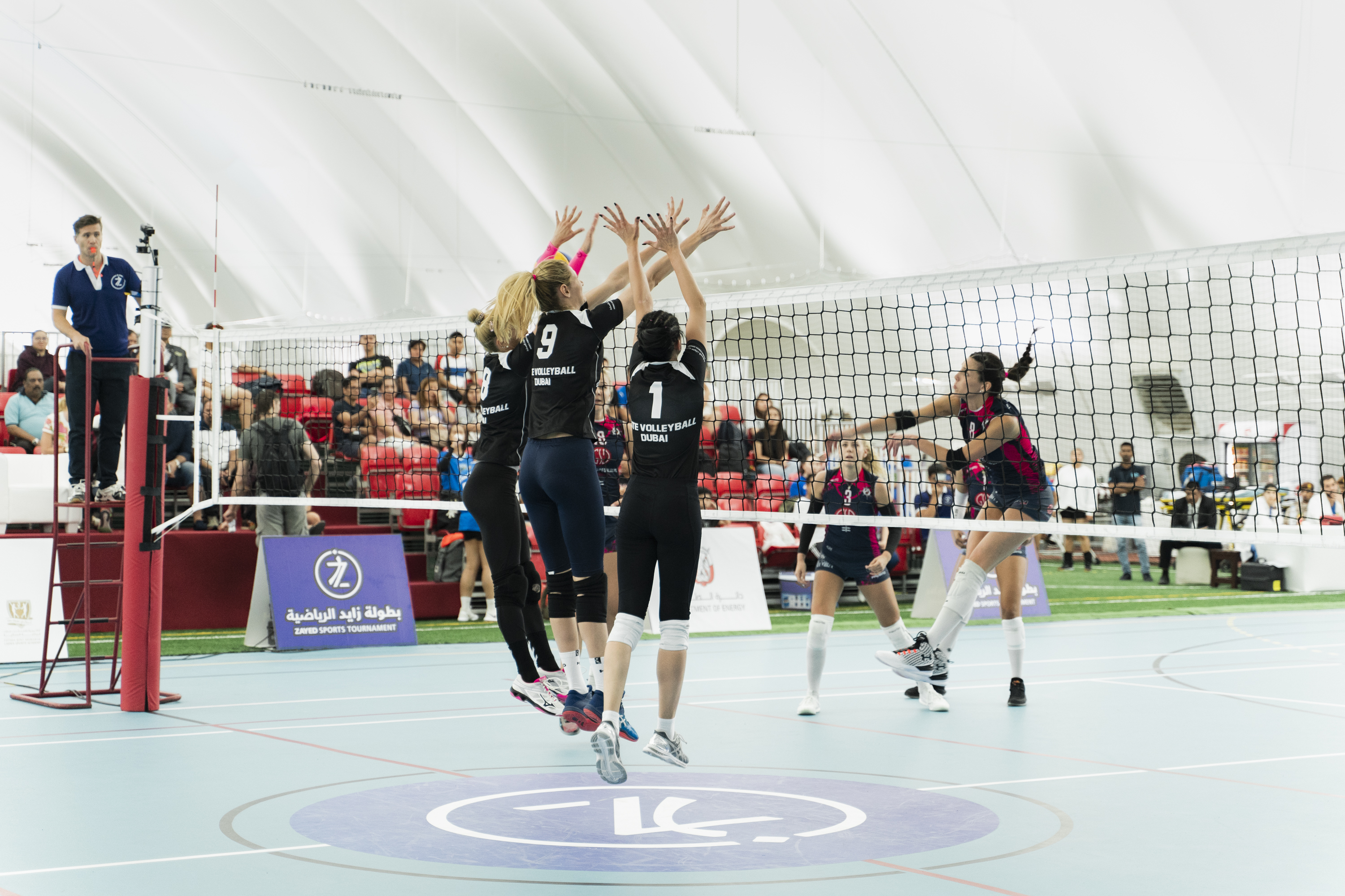 News Volleyball Academy Dubai